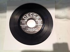 Decca Extended Play Buddy Holly with The Three Tunes Decca # 2575.  CBF's 694