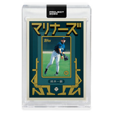 Topps PROJECT 2020 Card Ichiro Suzuki by Grotesk - #149 - FREE SHIP 🔥 In Hand