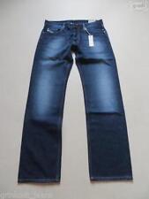 Diesel Herren-Straight-Cut-Jeans mit niedriger Bundhöhe (en) Hosengröße W30