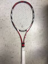Head Microgel Prestige Midplus 16x19 98 headsize 4 1/2 grip Tennis Racquet