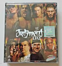 WWE Judgement Day 2007 VCD