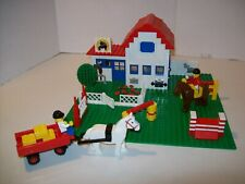 Lego 6379 Classic Town RIDING STABLE Horse Ranch Complete NO Instructions