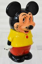 MICKEY MOUSE Wind-Up Walker from late 1970s early 80s ILLCO Pre-School Toy