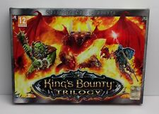 KING'S BOUNTY TRILOGY - Pc - EDIZIONE COLLEZIONISTA FX - FACTORY SEALED