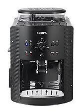 Krups EA 8108 Schwarz 8 Tassen Espressomaschine