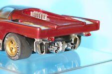 Slotcar Carrera 124 Ferrari 512 im Traumzustand! Schwingarmfahrwerk!