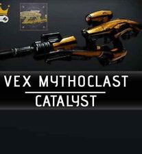 Destiny 2 MYTHOCLAST VEX CATALYST OBTAIN  Recovs  Ps4/Pc/Xbox Crossave