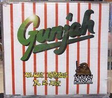 """GUNJAH """"Da Way Things R 2Day"""" (CD Single, 1995) Rare OOP German Import RAP METAL"""