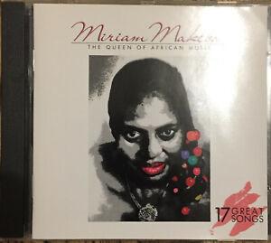 "Miriam Makeba | The Queen Of African Music | ℗ 1987 -Remastered- Verlag ""Pläne"""