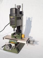 Nema 23 PROXXON MF70 CNC KIT for NEMA23 Stepper motor milling fresatura