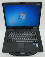 Semi rugged Panasonic Toughbook CF-52 MK5 i5 2.8GHz Win7  ATI 15.4' WUXGA