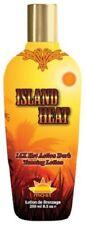 Island Heat Hot Action Dark Tanning Accelerator Lotion 8.5 oz.