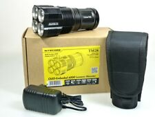 Nitecore LED Taschenlampe Tiny Monster TM28  6000 Lumen  Outdoor