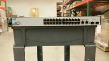 HP 2530-24 J9782A Ethernet Switch with console cord & pwr cord