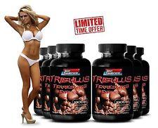 Sexflesh - TRIBULUS  1000mg - LIBIDO TONIC LEGEND.ELEVATES TESTOSTERONE  Pills 6