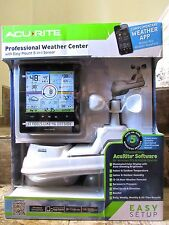 AcuRite Professional Wireless Weather station 5 in 1  With Color Monitor