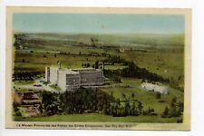 CANADA carte postale ancienne QUEBEC Ste Foy est maison des freres