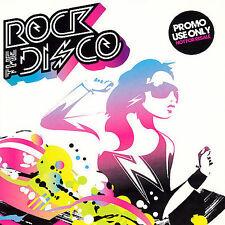 Rock the Disco Various Artists MUSIC CD