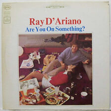 Ray D'Ariano - Are You On Something? - Rare Comedy LP