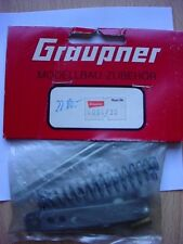 4984/33 Graupner Kyosho Land Jump Stossdämpfer Federn hinten NEU - Einzelstück