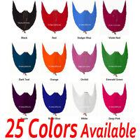 TMS Chiffon Full Circle Skirt Belly Dance Costume Gypsy Club Hem 9 Yrd 25 Colors