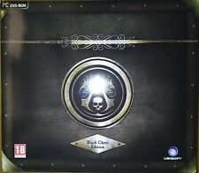ASSASSIN'S CREED IV BLACK FLAG - BLACK CHEST EDITION PC NEW - NUOVO