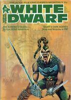 Warhammer Fantasy 40k WHITE DWARF 56 Magazine Games Workshop OOP Oldhammer 1984