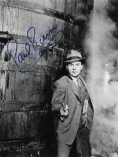 OFFICIAL WEBSITE Paul Picerni (1922-2011) UNTOUCHABLES 8x10 Photo AUTOGRAPHED