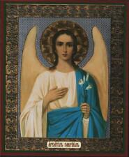 ORTHODOX ICON PICTURE PRINT ARCHANGEL GABRIEL new!