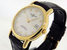 Ulysse Nardin San Marco 131.77 Chronometer 18k Yellow Gold 36.5mm Priceles LNIB