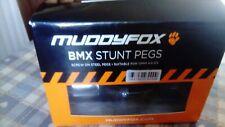 Bmx stunt pegs, bicycle, new