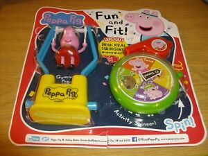 PEPPA PIG FUN AND FIT PLAYSET