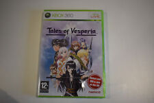 tales of vesperia pal fr xbox 360 xbox360 neuf sous blister