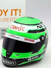 MINI HELMETS 9086000223 N HULKENBERG F1 FORCE INDIA driver helmet 2016 1:2nd