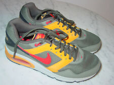 2012 Nike Air Max Navigate LTH Cargo Khaki/University Red Youth Shoes! Size 7Y