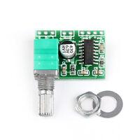 PAM8403 5V Power Audio Amplifier Board 2 Channel 3W Volume Control/USAB Power UE