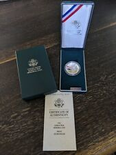 1991 Korean War Memorial Commemorative Silver Dollar US Coin Choice Proof