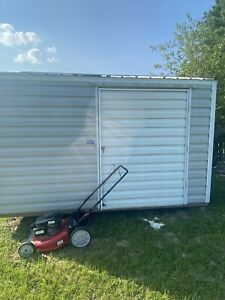 Nice Full Storage Room Shed