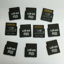 10pcs a lot 128M mini SD for NOKIA phone Small capacity 128MB miniSD card
