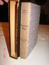 SWANN'S WAY - Heritage Press - 1964 - Marcel Proust - VGC NO SANDGLASS
