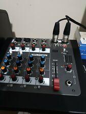 Allen & Heath ZED6FX Mixing Desk With effects,