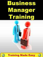 UK Business Manager Welfare Human Resources Staff Health & Safety Training