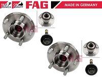FOR FOCUS ST ST2 ST3 ST225 2.5 MK2 FAG GERMANY FRONT 2 NEW WHEEL BEARING HUB KIT