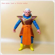 "irwin Dragonball Z dbz Kibito action Figure Statue old 5"" face nose lost color P"