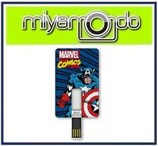 Original TRIBE Captain America 8GB USB Card USB Drive Thumb Drive Pen Drive Flas