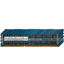 Hynix 64GB 8x8GB 2RX4 PC3L-12800R DDR3 1600MHz 240Pin ECC REG Server Memory RAM