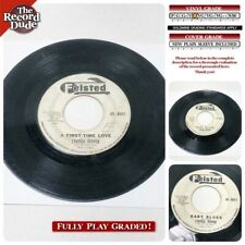CYNTHIA PEPPER First-Time Lover FELSTED promo dj FULL PLAY GRADE / HEAR! 45
