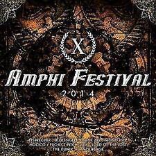 Amphi Festival 2014 Compilation - CD Blutengel, Klinik, Lord Of The Lost
