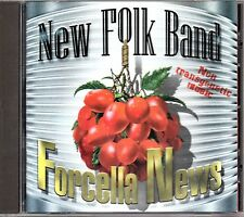 New Folk Band-Forcella News Cd Nm Jazz Folk