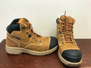 Men's Timberland Pro Endurance Work Boots Size 9W